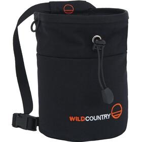 Wild Country Petit Bloc Chalk Bag Black